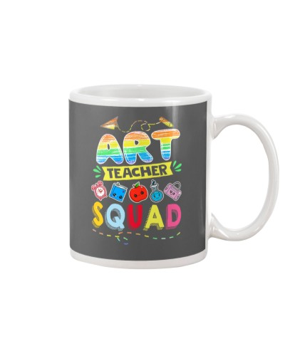 Art Teacher Squad