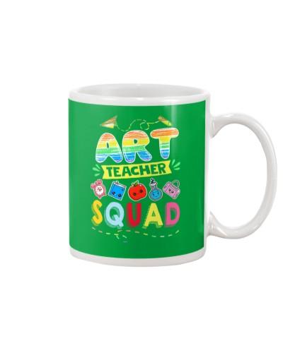Art Teacher Squad