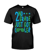 2nd grade cooler Classic T-Shirt tile
