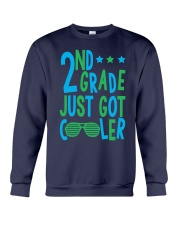 2nd grade cooler Crewneck Sweatshirt tile