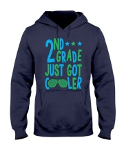 2nd grade cooler Hooded Sweatshirt thumbnail