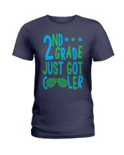 2nd grade cooler Ladies T-Shirt thumbnail