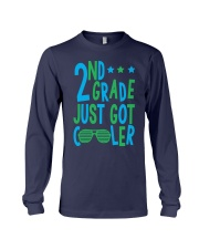 2nd grade cooler Long Sleeve Tee thumbnail