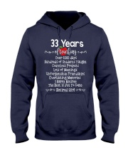 33 years of Teaching Hooded Sweatshirt thumbnail