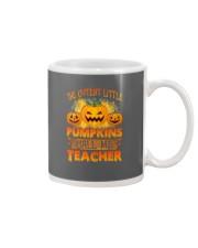THE CUTEST LITTLE PUMPKINS CALL ME TEACHER Mug thumbnail