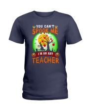 I'm An Art Teacher Ladies T-Shirt thumbnail
