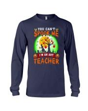 I'm An Art Teacher Long Sleeve Tee thumbnail