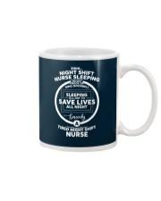 Nurse Save Lives Mug thumbnail
