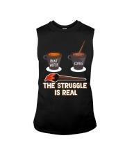THE STRUGGLE IS REAL Sleeveless Tee thumbnail