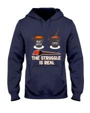 THE STRUGGLE IS REAL Hooded Sweatshirt thumbnail