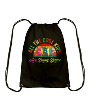ALL THE COOL KIDS ARE DOING DANCE Drawstring Bag thumbnail