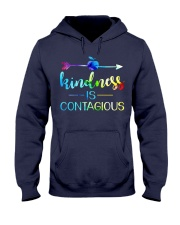 Kindness is Contagious Hooded Sweatshirt thumbnail