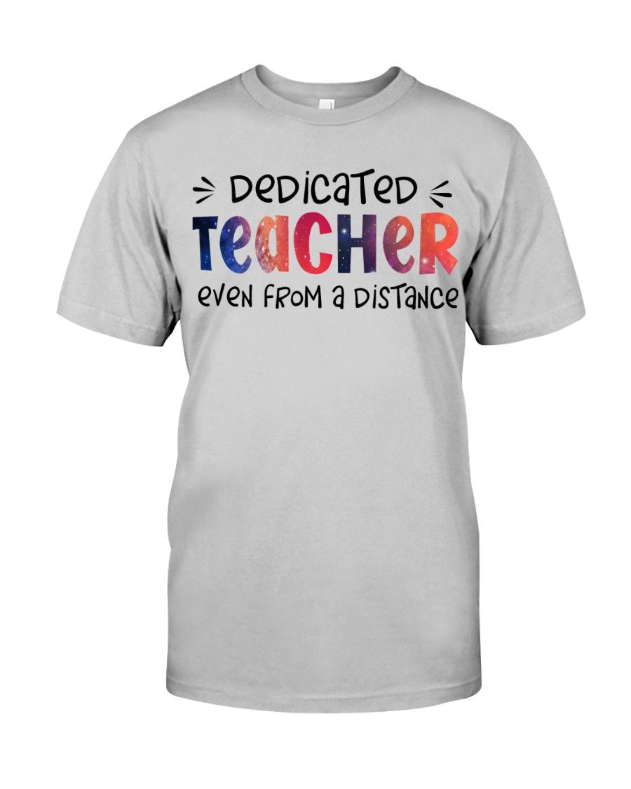 Dedicated Teacher Classic T-Shirt