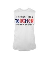 Dedicated Teacher Sleeveless Tee thumbnail