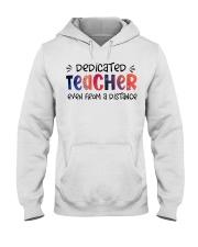 Dedicated Teacher Hooded Sweatshirt thumbnail