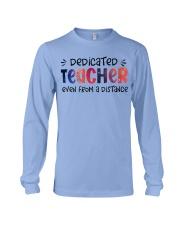 Dedicated Teacher Long Sleeve Tee thumbnail