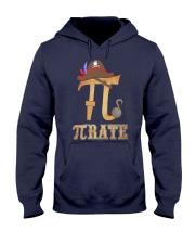 Math Teacher Hooded Sweatshirt thumbnail