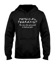 Physical Therapist Hooded Sweatshirt thumbnail