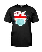 Georgia Nurses Classic T-Shirt front