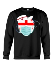 Georgia Nurses Crewneck Sweatshirt thumbnail