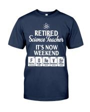 Retired Science Teacher Classic T-Shirt tile