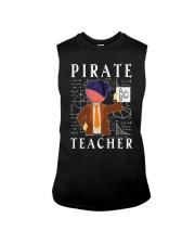 PIRATE TEACHER Sleeveless Tee thumbnail