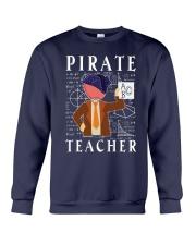 PIRATE TEACHER Crewneck Sweatshirt thumbnail