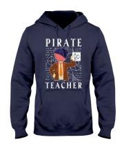 PIRATE TEACHER Hooded Sweatshirt thumbnail