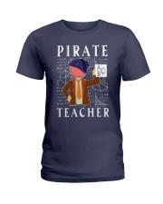 PIRATE TEACHER Ladies T-Shirt thumbnail