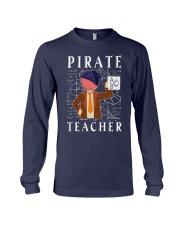 PIRATE TEACHER Long Sleeve Tee thumbnail