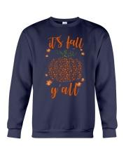 IT'S FALL Crewneck Sweatshirt thumbnail