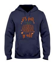 IT'S FALL Hooded Sweatshirt thumbnail
