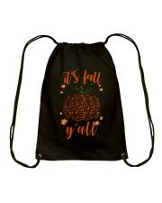IT'S FALL Drawstring Bag thumbnail