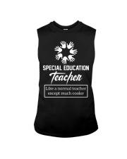Special Education Teacher  Sleeveless Tee thumbnail