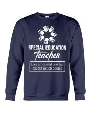 Special Education Teacher  Crewneck Sweatshirt thumbnail