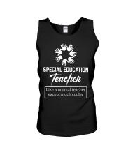 Special Education Teacher  Unisex Tank thumbnail