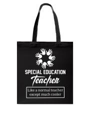 Special Education Teacher  Tote Bag thumbnail