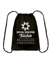 Special Education Teacher  Drawstring Bag thumbnail