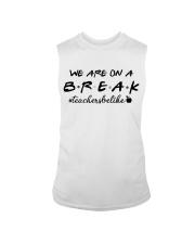 Friends Teacher Summer Shirt Sleeveless Tee thumbnail