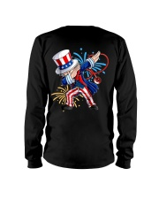 Nurse Dabbing Long Sleeve Tee thumbnail