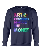 ART TEACHERS DO IT FOR THE MONET Crewneck Sweatshirt thumbnail