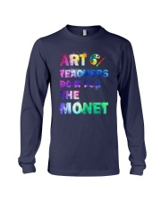 ART TEACHERS DO IT FOR THE MONET Long Sleeve Tee thumbnail