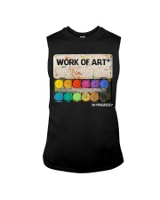 Work of art Sleeveless Tee tile