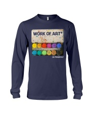 Work of art Long Sleeve Tee thumbnail