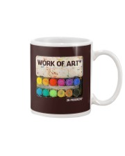 Work of art Mug tile