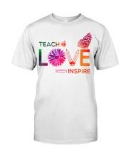 Teach Love Inspire Classic T-Shirt thumbnail