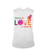 Teach Love Inspire Sleeveless Tee thumbnail