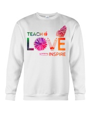 Teach Love Inspire Crewneck Sweatshirt thumbnail