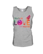 Teach Love Inspire Unisex Tank thumbnail