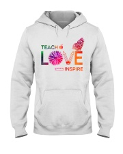 Teach Love Inspire Hooded Sweatshirt thumbnail